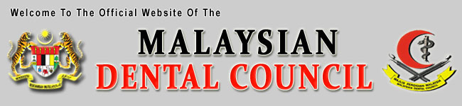 Malaysian Dental Council (MDC) :: Majlis Pergigian Malaysia (MPM)