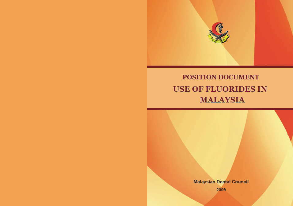 Position Document Use of Fluorides in Malaysia