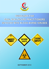 Guidelines for Oral Healthcare Practitioners Infected With Blood-borne Viruses 2014