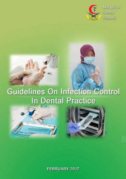 Guidelines On Infection Control In Dental Practice