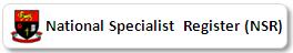 National Specialist Register