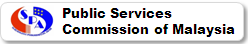 Public Services Commission of Malaysia-SPA