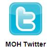 MOH Twitter